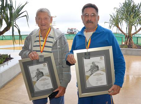 Hero Kurrawa Members Receive Awards for Life Saving Excellence