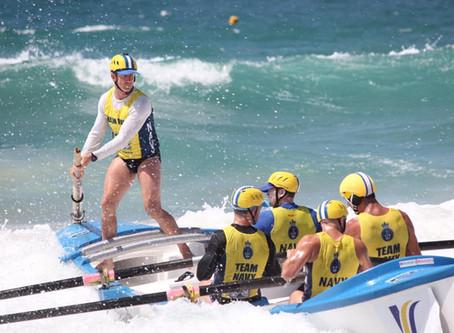 Kurrawa Take On Team Navy ASRL
