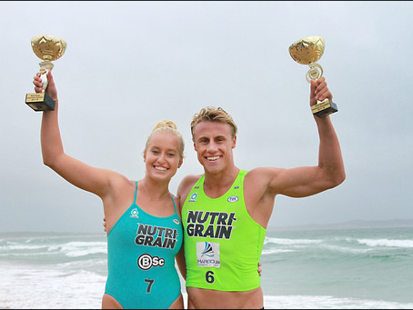 Behind the Scenes with the 2017/18 Nutri-Grain Ironman & Ironwoman