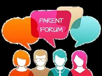 May 2019 - Parents Forum