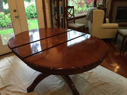 Dining Table - Finished