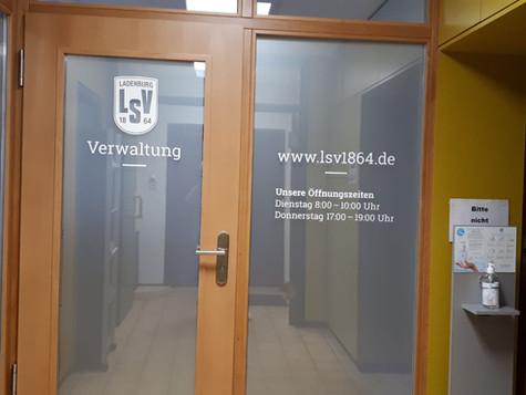 Wiedereröffnung der Geschäftsstelle