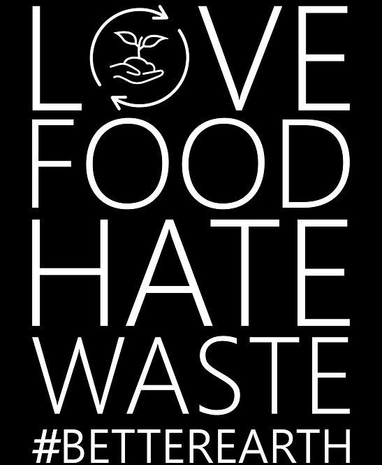 Love Food Hate Waste T-shirt