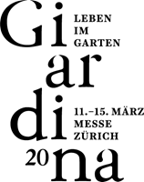 Giardina Logo Gartenmöbel Messe Schweiz Zürich 2020