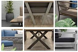 None Lounge Garnituren, Gartenmöbel, Sommer, Möbel, Terrasse, Wintergarten,  Sitzmöbel, Tische, Stühle