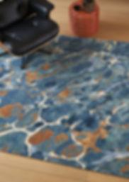Teppiche von Serge LESAGE