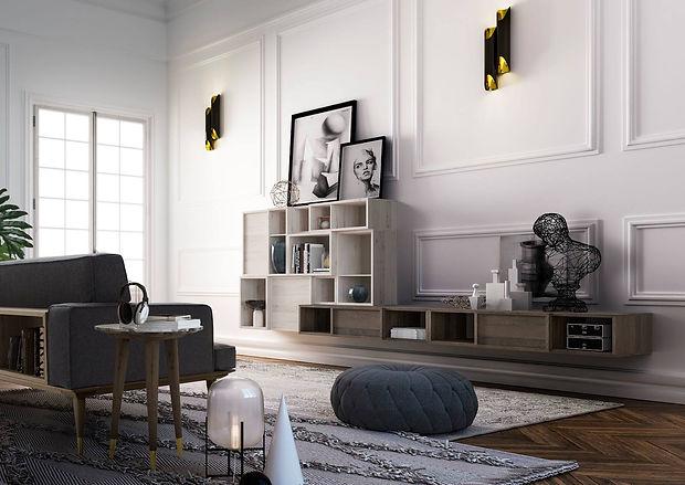 COCO Collection Möbel für alle Wohnbereiche