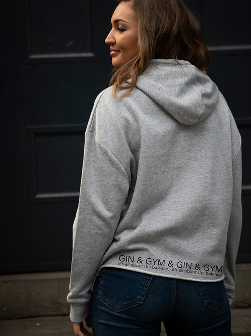 Gym and Gin Hoodie