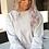 Thumbnail: Blonde - Oversized Sweatshirt Stone