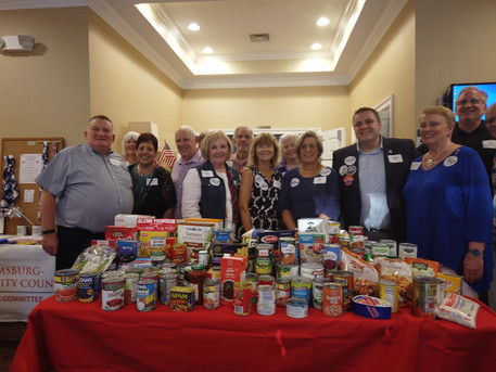 Donations to the House of Mercy