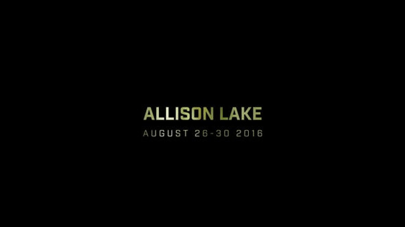 Allison Lake Moments