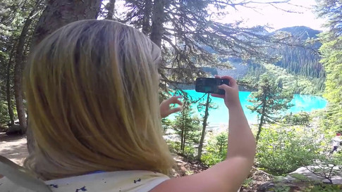 Adventuring to BC's Beautiful Joffre Lake