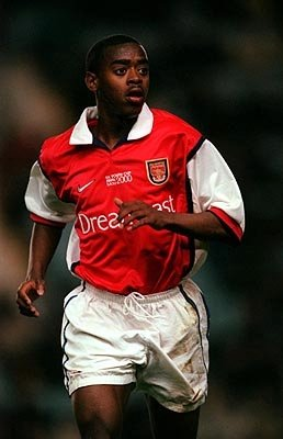 My Arsenal days