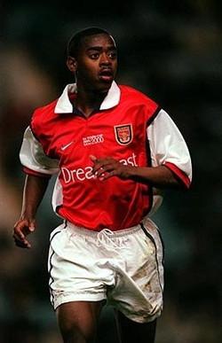 My Arsenal days