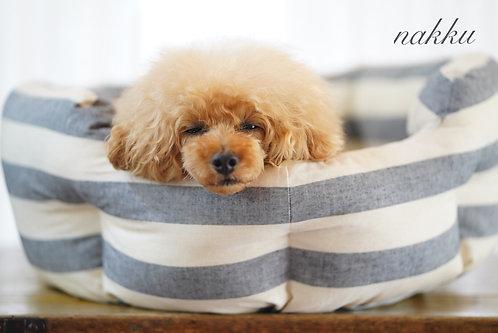 Dog Bed 太ボーダ