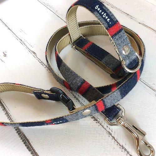nap border collar&lead