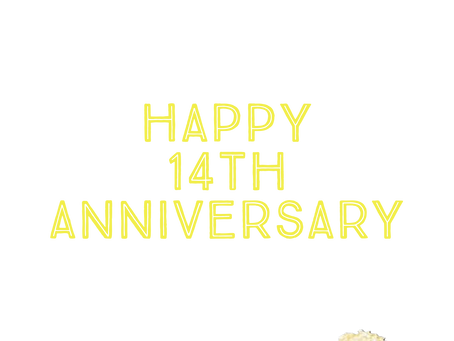 happy 14th anniversary nakku