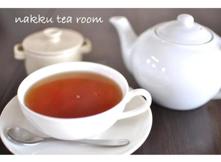 nakku tea roomのお話し
