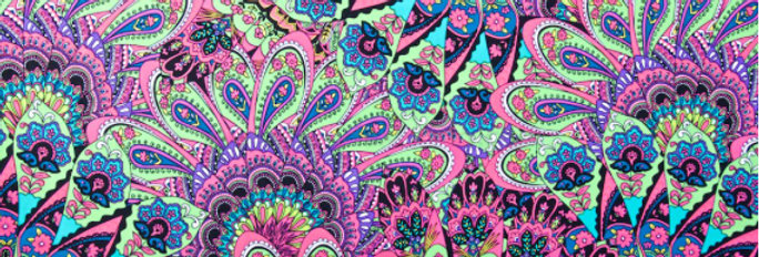 Ornate Abstract Brights