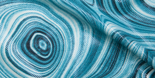 Aqua Whirlpool Fabric Gloss