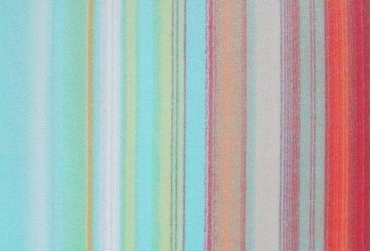 Pink-White-Aqua-Peach Stripes Fabric Choice