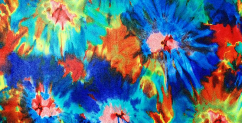 Summer Splash Tie Dye