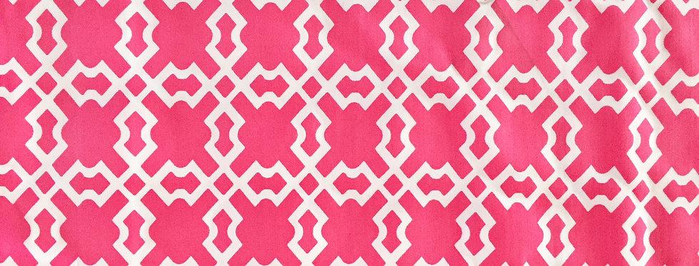 Coral Lattice Fabric Choice