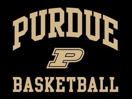 Purdue men's basketball season recap (so far)