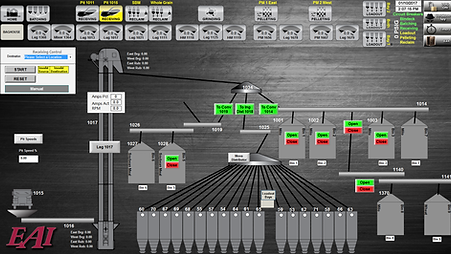 FEED MILL RECEIVING CONTROLS