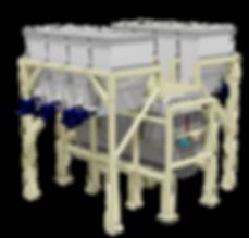 Rotar Dump Micro Ingredient System