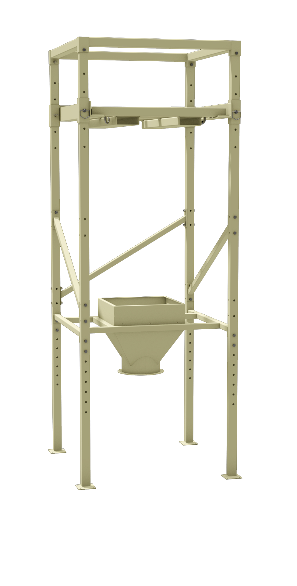 Standard with Max Capacity Hopper