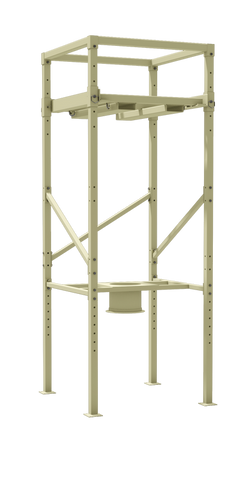 Standard with 14 in drop tube