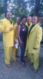 BO'NA & THE SPINDLES