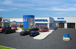 NAPLETON'S LOVES PARK HONDA RENOVATION AND ADDITIONS
