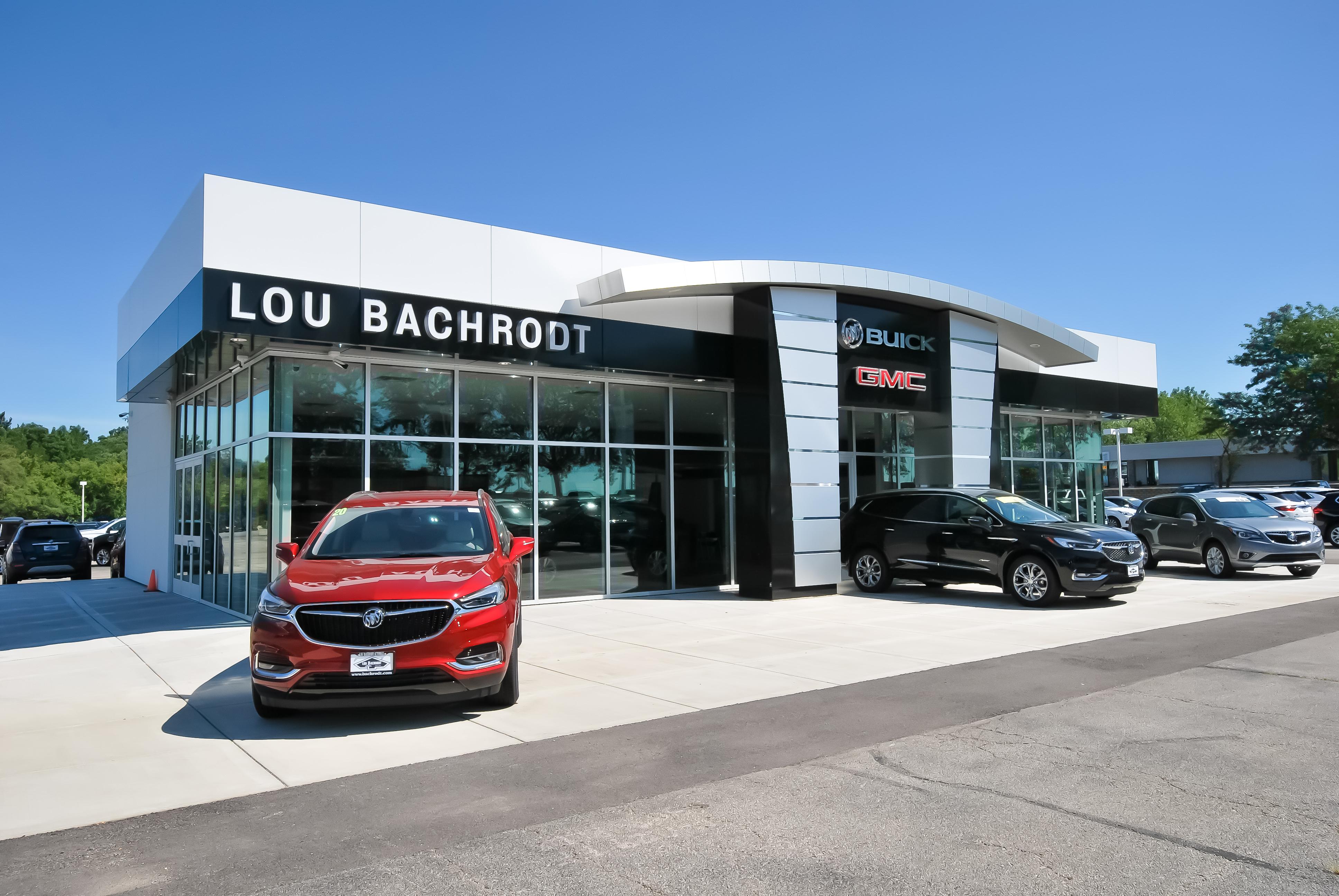 Lou Bachrodt