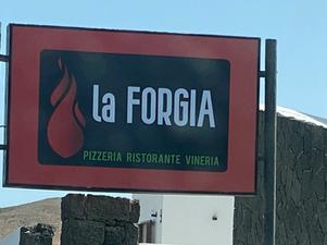 New restaurant in Oasis de Nazaret