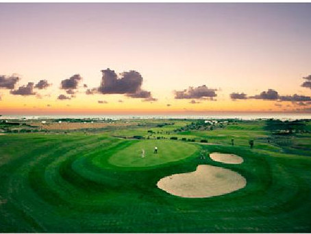 Play a round of Golf in Lanzarote