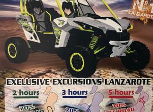 Best Buggie tour in Lanzarote