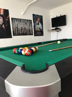 Games room Villa Antonio