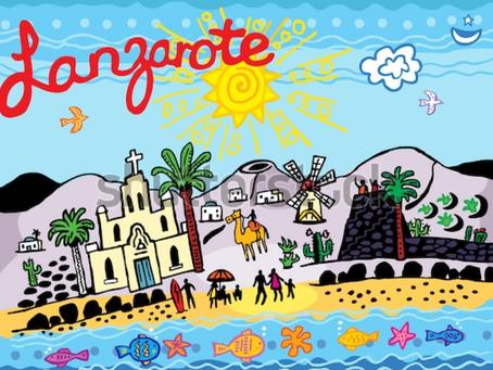 Lanzarote is hot!