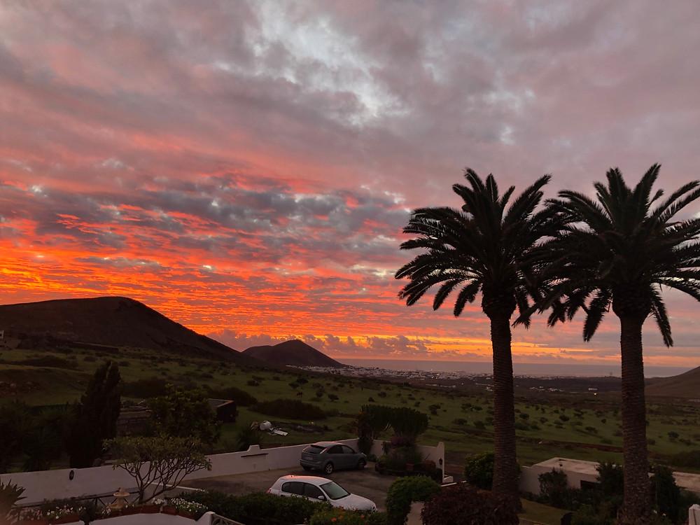Sunrise Nazaret