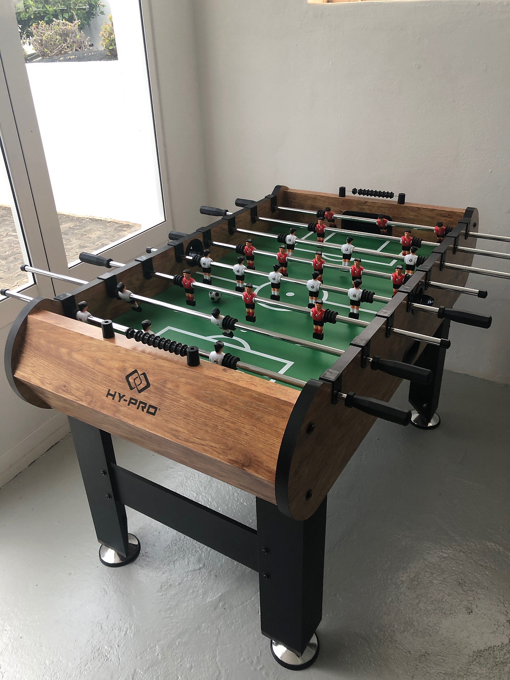 New Table football at Villa Antonio Lanzarote