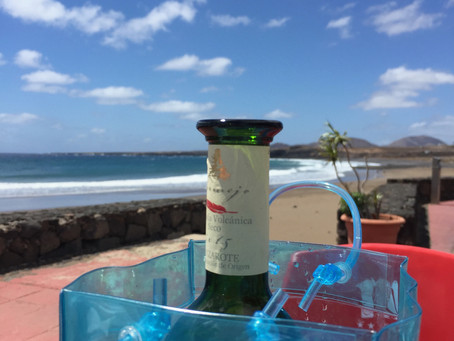 The Tin Shack - our favourite place to eat in Lanzarote