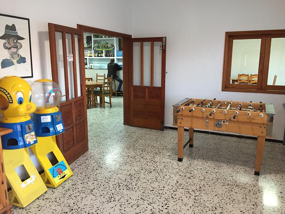 Hallway Socidad Nazaret