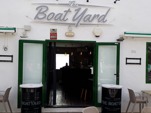 New Pub in Costa Teguise ... worth a visit