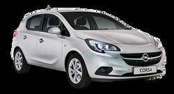 Opel Corsa - Seats 4