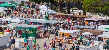 Markets in Lanzarote where & when?