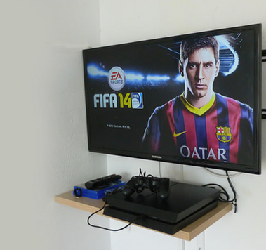 Games room PS4