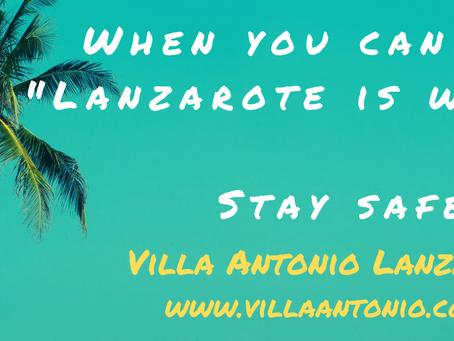 Lanzarote latest