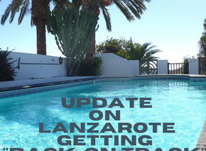 """Lanzarote """"Getting Back on Track"""""""
